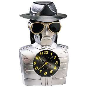 Super StarMichael JacksonAlarm Clock W/Rock Music