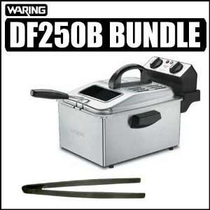 Waring DF250B Professional Deep Fryer Kit