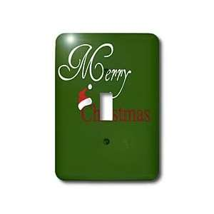 Christmas  Holiday Inspirations   Light Switch Covers   single toggle